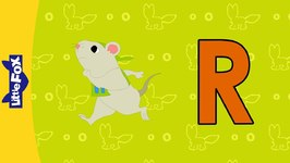 Letter R - Phonics Songs - Animated Songs for Kids