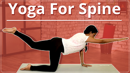 Yoga For Spine Back - Easy Yoga Workout Toned And Strong Back