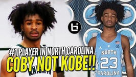 Coby White - UNC with 32 & 14 in 1st Game Since Losing His Dad - doitfordoc