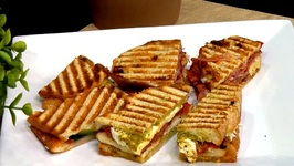 Chef Chuck Hoover- Paninis