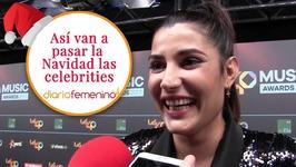 Bely Basarte, Ana Fernández, Alba Paúl... Así pasan la Navidad las celebrities!