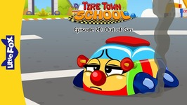 Tire Town School 20: Out of Gas - Level 1