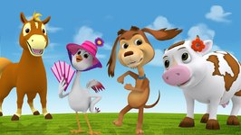 Let's Play In The Country - My Chocolo Dog - Nursery Rhymes And Children's Songs