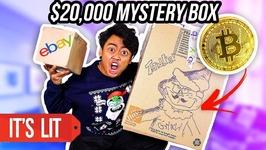 Ten Dollars VS 20,000 Dollars EBAY MYSTERY BOX - Bitcoin