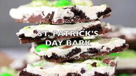 St. Patricks Day Bark