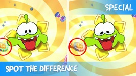 Spot the Difference Ep 39 - Om Nom Stories- Home Sweet Home