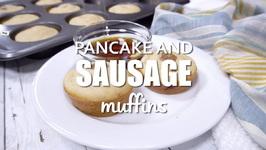 Pancake And Sausage Muffins
