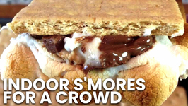 Indoor S'Mores for a Crowd