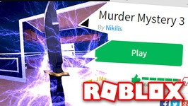PLAYING THE NEW ROBLOX MURDER MYSTERY