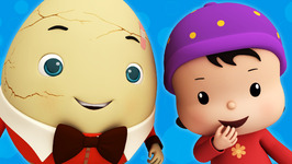 Humpty Dumpty- Popular Children's Nursery Rhymes
