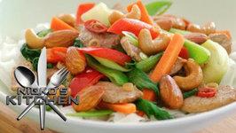 Char Siu Pork Stir Fry