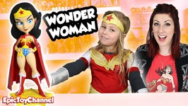 Wonder Woman - Chatting With Zoey About Linda Carter Gal Gadot Who Is The Best Wonder Woman