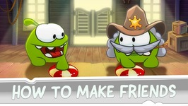 How to Make Friends- Om Nom's Guide to True Friendship- Part 1