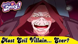 The Most Evil Totally Spies VillainEver - Totally Spies - Short