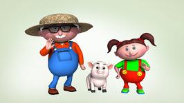 Old Mac Donald   Children's Popular Nursery Rhymes