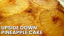 'Upside Down' Pineapple Cake - Nanna And Nicko's Kitchen