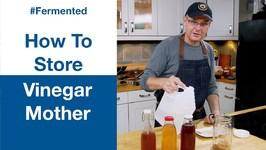 How To Make Beer Vinegar RAW Vinegar
