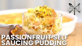 Passionfruit Self Saucing Pudding / Budget Dessert Recipe