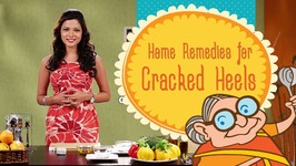 Cracks And Cracked Heels - Ayurvedic Home Remedies for Dry Damaged Feet