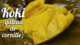 Recette: Koki Ultra-Moelleux (Gâteau De Cornille)