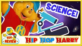 Hip Hop Harry Experiments- Scientific Soda- Science For Kids