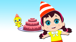 Pat a cake  Children's Popular Nursery Rhymes