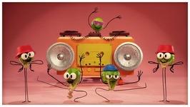 Veggie Boogie- Breakin' Brussels Sprouts