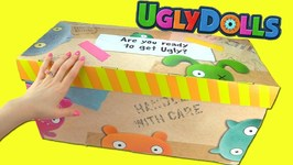 UGLY DOLLS MOVIE Surprise Toy Package from Hasbro