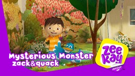 The Mysterious Monster - Zack And Quack - Episode 7