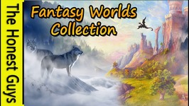 The Fantasy Worlds Collection - Epic Fantasy Guided Meditations