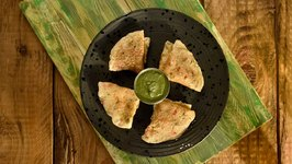 Dahi Ka Cheela / Quick And Easy Homemade Dahi Pancakes