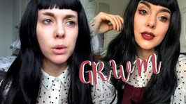 Getting the Autumny feels GRWM