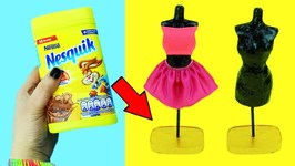 10 Amazing Barbie Doll Hacks - 10 - Easy Doll Crafts In 5 Minutes Or Less
