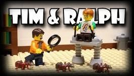 Tim And Ralph: Ants