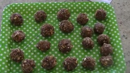 Protein Ladoo - Energy Balls - Vegan Healthy Recipe - No Cooking Required