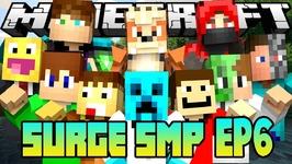 Minecraft Surge SMP - Episode 6 - Designing
