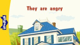 They Are Angry - Learning Songs - Animated Songs for Kids