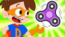 Where Are Drews Fidget Spinners - Fun Kids Games