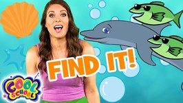 Find The Little Mermaids Best Friend - The Little Mermaid Story Time with Ms Booksy - Find It Game