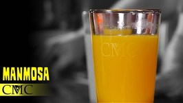 How To Make The Manmosa -Breakfast Cocktails