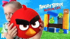 Angry Birds Movie 2 In Real Life Game For Kids