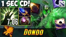 Dendi Rubick - 1 SEC CD ACTION-  Dota 2