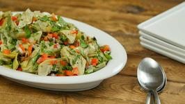 Chunky Artichoke-y Salad