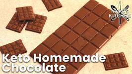 Keto/Low Carb Homemade Chocolate
