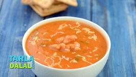 Tomato And Baked Beans Soup