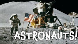Astronauts! Fun Astronaut Facts for Preschoolers and Toddlers