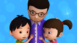 Uncle-Family Members-Original Learning Songs for Kids