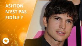 Ashton Kutcher trompe Mila Kunis avec sa cousine