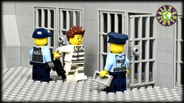 Lego Prison Break - The Robbery