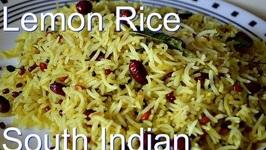Lemon Rice - Quick And Easy